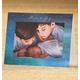 Watercolor Peace & Joy Photo Christmas Card Set of 18, Envelope