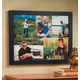 Custom 5 Photo Collage Canvas - 18 x 24 Unframed, 18