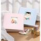Beautiful Baby Personalized Photo Album, Periwinkle