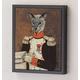 Framed Pet Canvas, 8