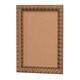 Gold Band Cork Board, One Size