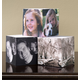 Custom Photo Sticky Note Cube, One Size
