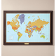 Globe Trotter Map, One Size
