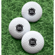 Personalized Over The Hill Golf Balls - Set of 6 White, One Size