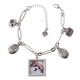 Photo Charm Bracelet, One Size