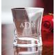 Personalized Crystal Vase, One Size