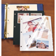 Three-Ring Binder Ivory Sheet Protectors - Set Of 10 9-1/4