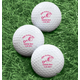 Personalized Born To Play Golf Balls - Set of 6, One Size