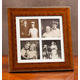 Aldo Marquetry Picture Frame Quad 3x3 3