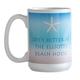Personalized Beach Mug, One Size