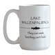 Personalized Lake Mug, One Size