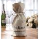 Mr. & Mrs. Wine Bag, One Size