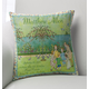 Nostalgic Nursery Pillow, One Size