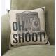 Oh Shoot! Pillow, 14
