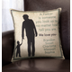 Father Pillow, One Size
