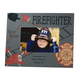 Personalized Firefighter Picture Frame, 4