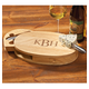 Oval Cheese Board with Utensils, One Size