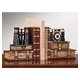 Explorer Bookends, One Size