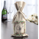 Holiday Holly Wine Bag, One Size
