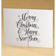 Gatefold Greetings, Card
