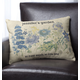 Botanical Personalized Pillow, One Size