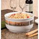 Personalized Tuscan Sunset Serving Bowl, One Size