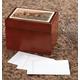 Personalized Tuscan Sunset Recipe Box, One Size