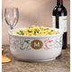 Personalized Farmers Market Salsa Serving Bowl, One Size