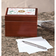 Personalized Farmers Market Salsa Recipe Box, One Size