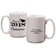 Personalized Any Year Graduation Mug, One Size
