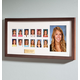 Personalized Walnut School Years Frame, One Size