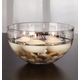 Personalized Glass Statement Bowl, One Size