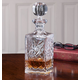 Personalized European Crystal Decanter, One Size