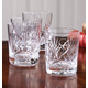 Personalized Dof Set Of 4 Crystal Glasses, One Size
