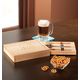 Personalized Rectangular Cheeseboard With Tools, One Size