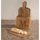Personalized Cutting Board Gift Set, One Size