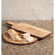 Personalized Rustic Bark Cutting Board Set, One Size
