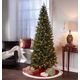7' Pre-Lit Noble Spruce Tree By Northwoodstm, One Size