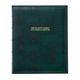 Charter Personalized Memo Album, Green