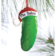 Personalized Christmas Pickle Ornament, One Size