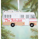 Personalized Rv Ornament, One Size