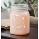 Mason Jar Illumination Fragrance Warmer, One Size