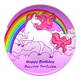 Personalized Fantasy Plate, One Size