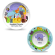 Personalized Trip To The Zoo Plate And Bowl, One Size