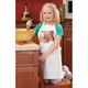 Children's Chef Apron Pers, One Size