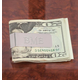 Personalized Spring Money Clip, One Size