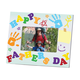 Personalized Father's Day Photo Frame - Kids' Creation, One Size