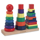Melissa & Doug Personalized Geometric Stacker, One Size