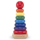 Melissa & Doug Personalized Rainbow Stacker, One Size