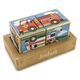 Melissa & Doug Personalized Vehicles Sound Blocks, One Size